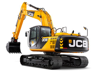 22 Tonne Traced Excavator hire