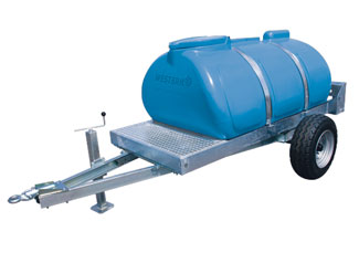 Towable Site Water Bowser Hire