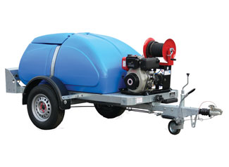 Towable Pressure Washer Hire