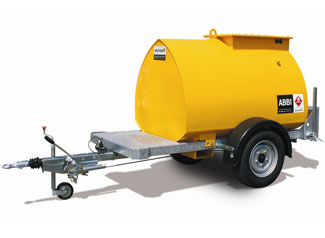 Towable Site Fuel Bowser Hire