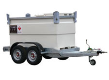 Plant Hire trailers and bowsers